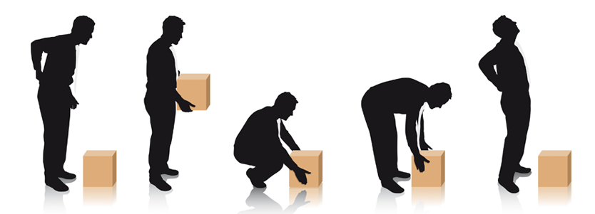 Breaking the back of Manual Handling – 5 things your employees need to know